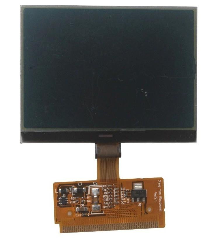 продам lcd дисплей приборной панели для audi vdo